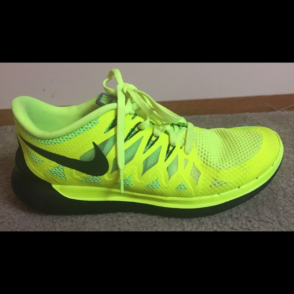 nike air presto flyknit, New Nike Free Run 5.0 Fluorescent